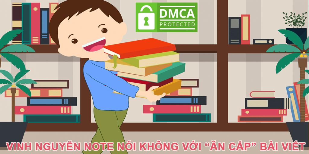"""Vinh Nguyễn NOTE không """"ăn cắp"""" nội dung bài viết…"""
